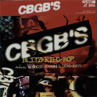 Blondie, Ramones, The Dead Boys - CBGB's Blitzkrieg Bop download mp3 flac