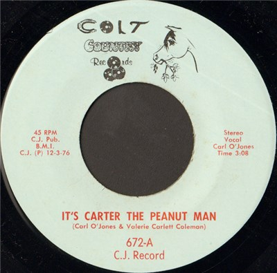 C.J. Record - It's Carter The Peanut Man download mp3 flac