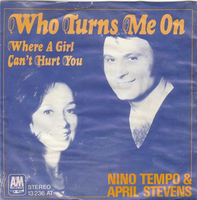 Nino Tempo & April Stevens - Who Turns Me On / Where A Girl Can't Hurt You download mp3 flac