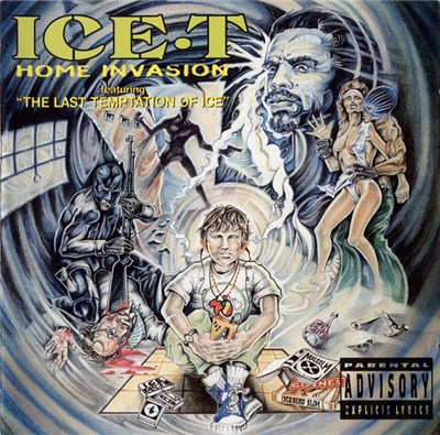 Ice-T - Home Invasion & The Last Temptation Of Ice download mp3 flac