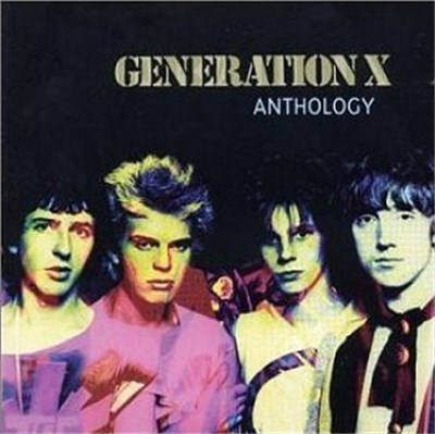 Generation X - Anthology download mp3 flac