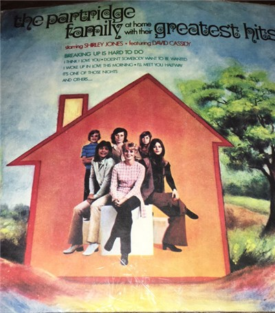 The Partridge Family - The Partridge Family At Home With Their Greatest Hits download mp3 flac