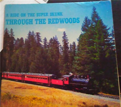 "Super Skunk Train - A Ride on the ""Super Skunk"" Through The Redwoods download mp3 flac"