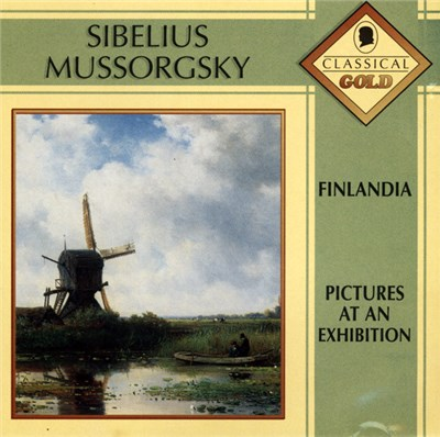 Sibelius - Mussorgsky - Finlandia - Pictures At An Exhibition download mp3 flac