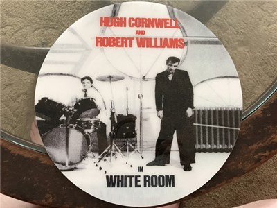 Hugh Cornwell And Robert Williams - White Room download mp3 flac