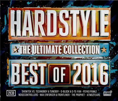 Various - Hardstyle - The Ultimate Collection - Best Of 2016 download mp3 flac
