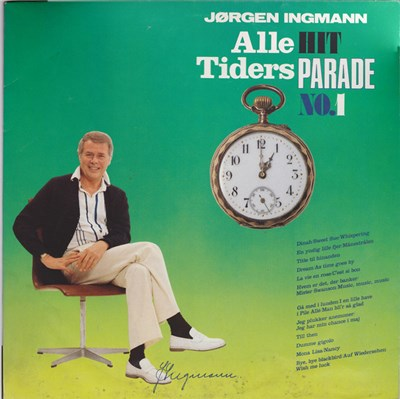 Jørgen Ingmann - Alle Tiders Hit Parade No. 1 download mp3 flac