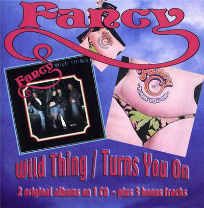 Fancy - Wild Thing / Turns You On download mp3 flac