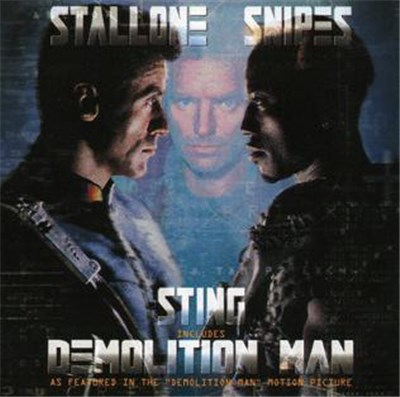 Sting - Demolition Man download mp3 flac