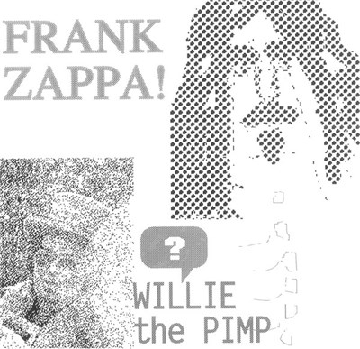 Frank Zappa! - Willie The Pimp download mp3 flac