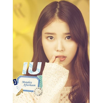 IU - Monday Afternoon (Type A) download mp3 flac