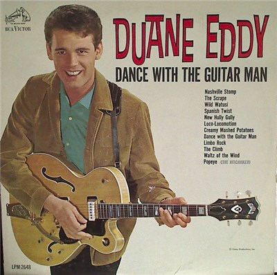 Duane Eddy - Dance With The Guitar Man download mp3 flac