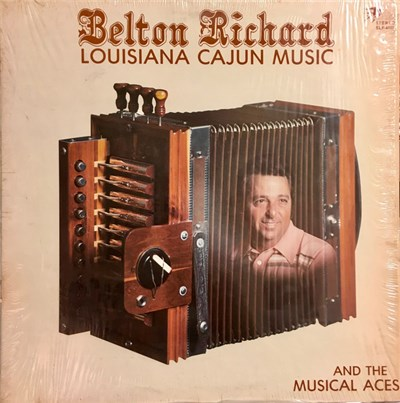 Belton Richard And The Musical Aces - Louisiana Cajun Music download mp3 flac