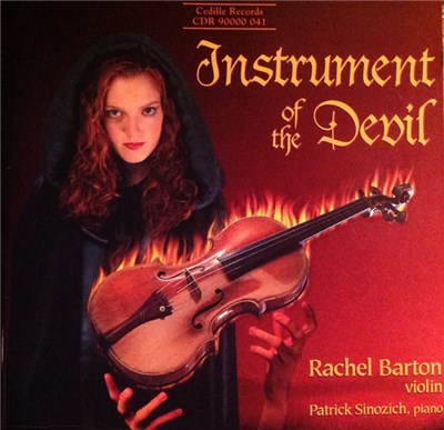 Rachel Barton - Instrument Of The Devil download mp3 flac