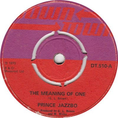 Prince Jazzbo / Suzanne Prescod - Meaning Of One / Let Me In Your Heart download mp3 flac