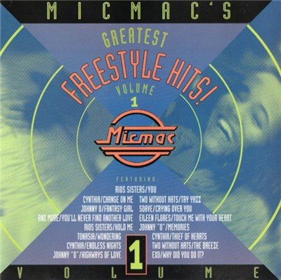 Various - Micmac's Greatest Freestyle Hits! Volume 1 download mp3 flac