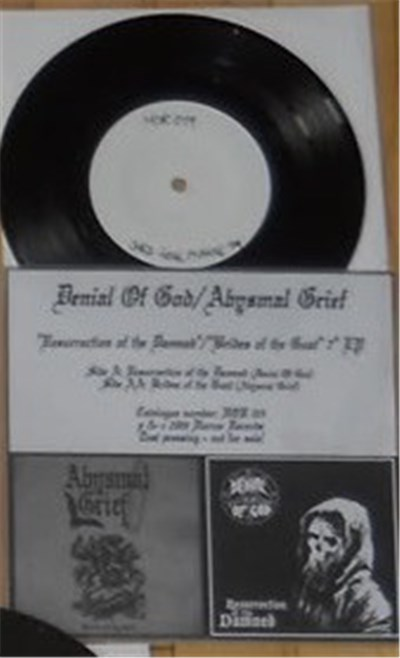 Denial Of God / Abysmal Grief - Resurrection Of The Damned / Brides Of The Goat download mp3 flac