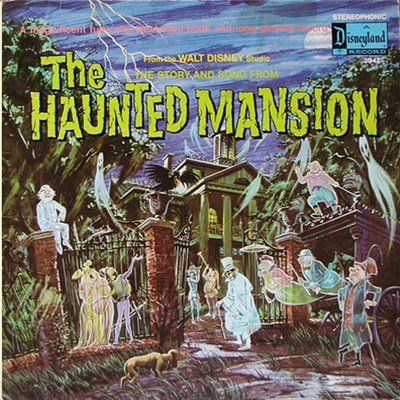 Walt Disney Studio - The Story And Song From The Haunted Mansion download mp3 flac