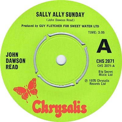 John Dawson Read - Sally Ally Sunday download mp3 flac