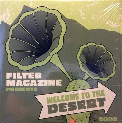 Various - Welcome To The Desert 2008 download mp3 flac