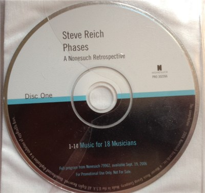 Steve Reich - Phases: A Nonesuch Retrospective download mp3 flac