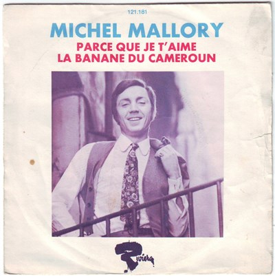 Michel Mallory - Parce Que Je T'aime download mp3 flac