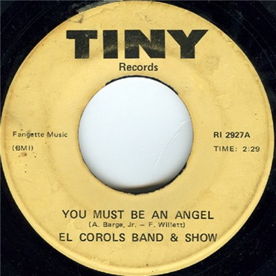 El Corols Band & Show - You Must Be An Angel / Chick, Chick download mp3 flac