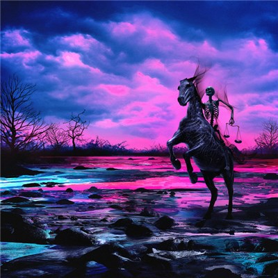 Bluetech - The 4 Horsemen Of The Electrocalypse: The Black Horse download mp3 flac