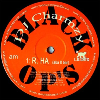 DJ Charmzy - R. Ha / Conflict / 808 download mp3 flac