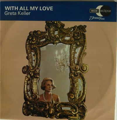 Greta Keller - With All My Love download mp3 flac