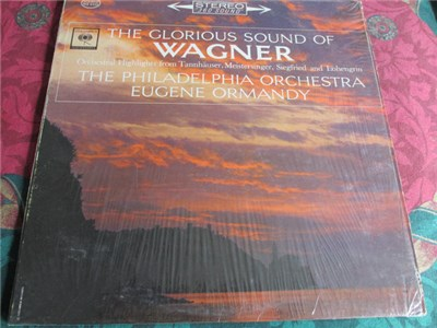 Richard Wagner, Eugene Ormandy, The Philadelphia Orchestra - The Glorious Sound Of Wagner download mp3 flac