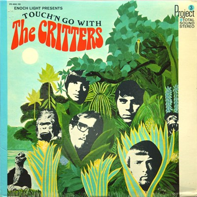The Critters - Touch'N Go With The Critters download mp3 flac