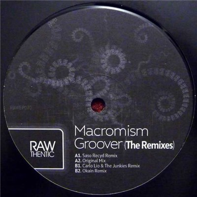 Macromism - Groover (The Remixes) download mp3 flac