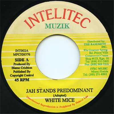 White Mice - Jah Stands Predominant download mp3 flac