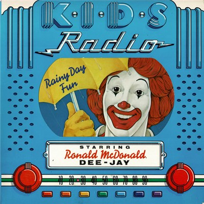 Various - K.I.D.S. Radio Rainy Day Fun download mp3 flac