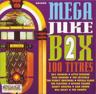 Various - Mega Juke Box 2 100 Titres download mp3 flac