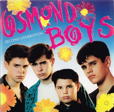 Osmond Boys - Second Generation download mp3 flac
