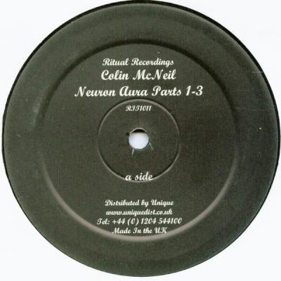 Colin McNeil - Neuron Aura Parts 1-3 download mp3 flac