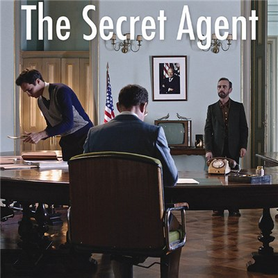 The Legendary Tigerman & Filipe Costa - The Secret Agent download mp3 flac