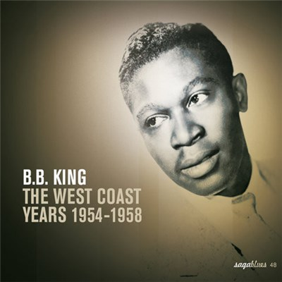 B.B. King - The West Coast Years 1954-1958 download mp3 flac