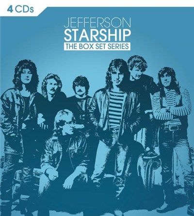 Jefferson Starship - The Box Set Series download mp3 flac