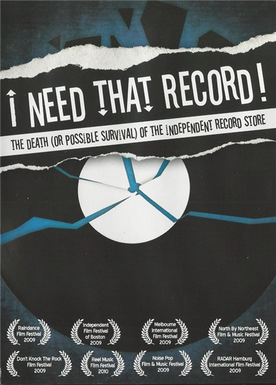 Brendan Toller - I Need That Record! The Death (Or Possible Survival) Of The Independent Record Store download mp3 flac