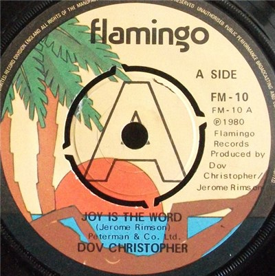 Dov Christopher - Joy Is The Word download mp3 flac