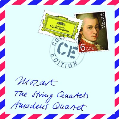Mozart, Amadeus Quartet - The String Quartets download mp3 flac