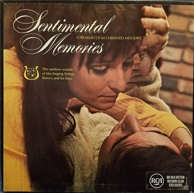The Singing Strings, Bianco And His Harp - Sentimental Memories download mp3 flac