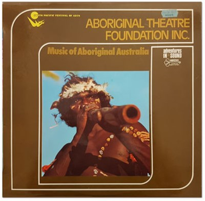 Various - Music Of Aboriginal Australia: South Pacific Festival Of Arts download mp3 flac