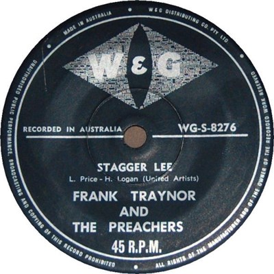 Frank Traynor And The Preachers / Frank Traynor - Stagger Lee / Hold It And Shake It Boogie download mp3 flac