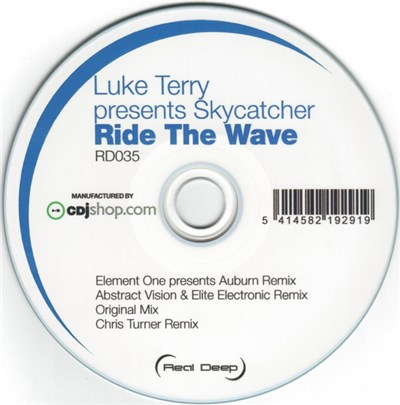Luke Terry Presents Skycatcher - Ride The Wave download mp3 flac