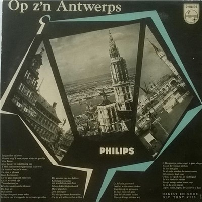 Orkest & Koor Tony Vess - Op Z'n Antwerps download mp3 flac
