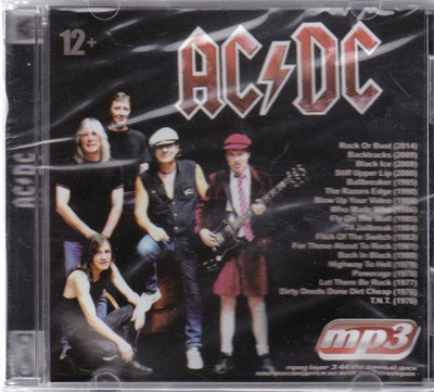 AC/DC - MP3 download mp3 flac